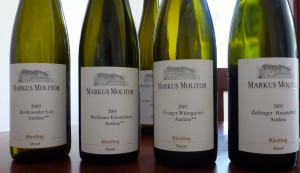 Markus Molitor Wines