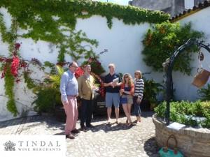 Tindal's en famille at FdC