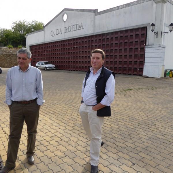 David Guimeraens and Antonio Magalhaes