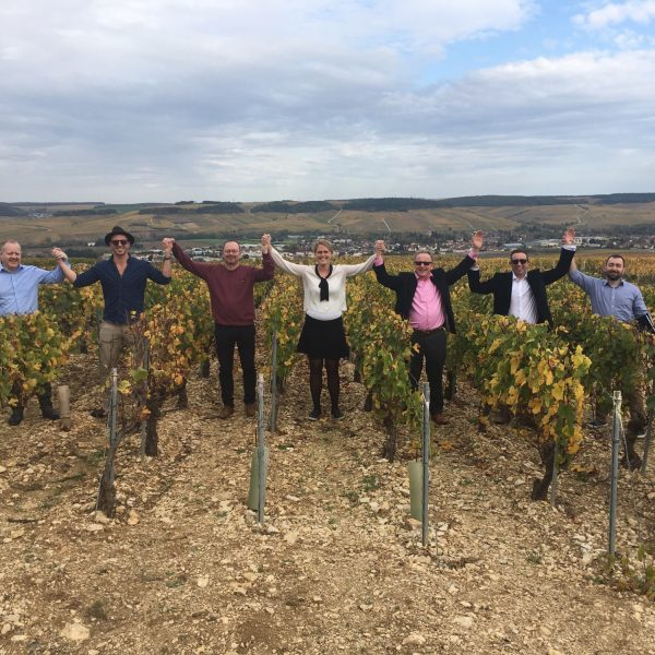 Tindal team trip to Burgundy